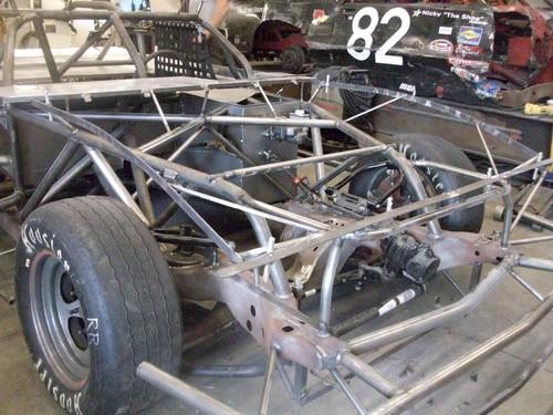 Frank Kimmel Street Stock - BFR Chassis | Bob Fill Race ...