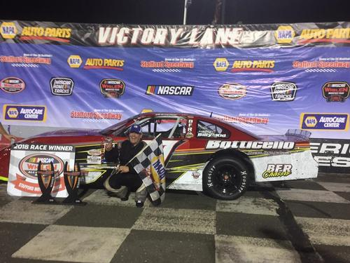 Darrell Keane Puts Bfr Chassis Lm In Victory Lane Bfr Chassis